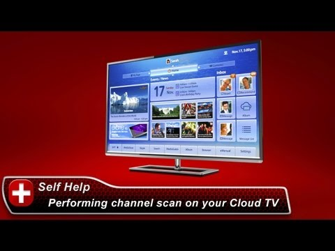 Toshiba How-To: Performing A Channel Scan On Your Toshiba Cloud TV