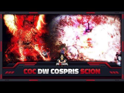 [PATH OF EXILE] – 3.5 – COC DW COSPRI'S CYCLONE SCION – DEM DEEPS!