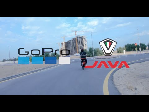JAVA TT7 FOLDING BIKE (Al Safa Park/Business Bay/Dubai Canal)