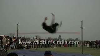 High jumping in india