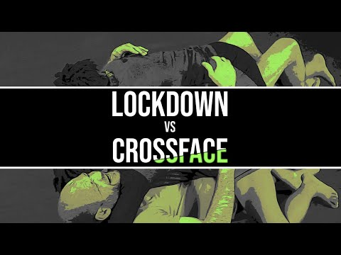 LOCKDOWN vs CROSS FACE in BJJ