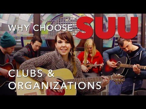 Why Choose SUU – Clubs & Organizations