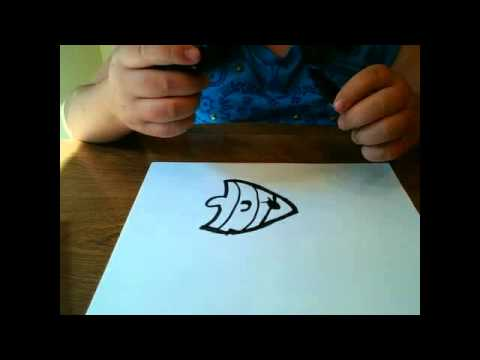 How To Make A Fish From The Picture
