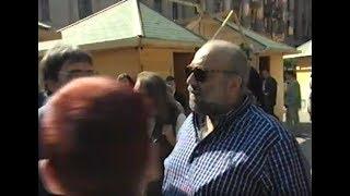 Demis Roussos in Budapest, 1995 (Documentary scenes).