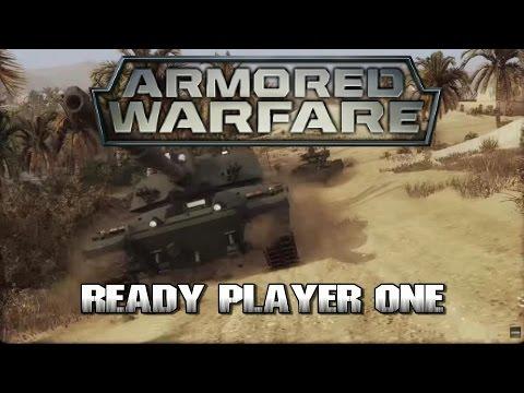 Armored Warfare - Ready Player One