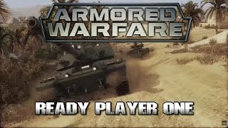 Armored Warfare - Ready Player One