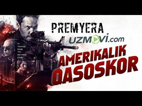 Amerikalik Qasoskor (Premyera Uzbek O'zbek Tilida Jangari Boyevik Tarjima Kino  2019 HD )