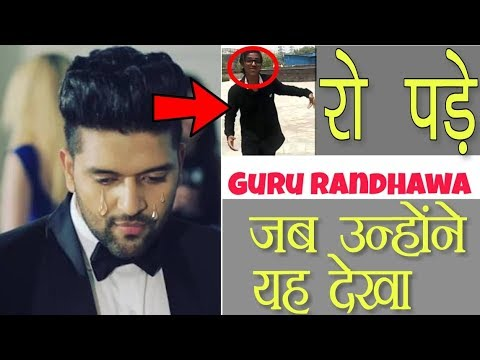 GURU RANDHAWA WILL CRY AFTER WATCHING THIS VIDEO
