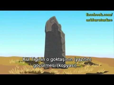 Kazakistanda Türkçülük: Kül Tigin (Kazakça)