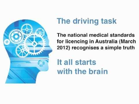 The driving task all starts with the brain Proactive Ageing