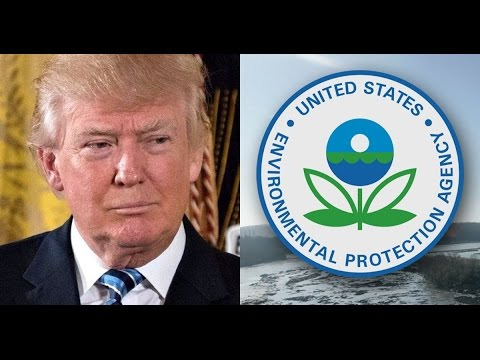 It's Happening: Trump Admin Orders EPA to Remove Climate Change from Website