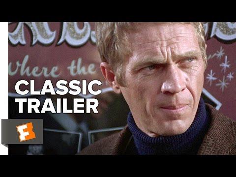 Bullitt (1968) Official Trailer - Steve McQueen Movie