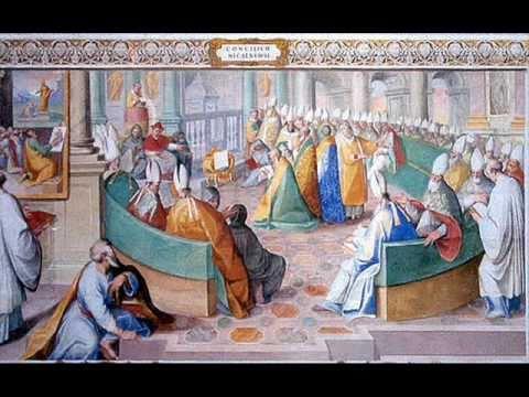 Council of Nicaea, part 2, Fr Bernard Basset,