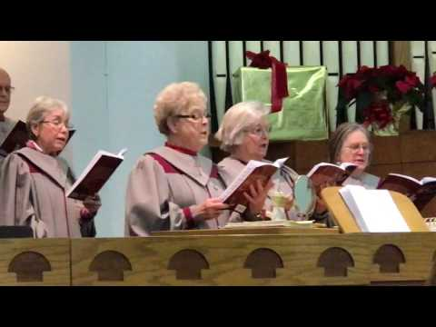 Canton UMC Christmas Cantata 2016 with 2nd Wind Quintet