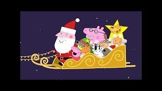 Peppa Pig en Español Episodios completos 🎅Peppa y Santa Claus! 🎁 Pepa la cerdita