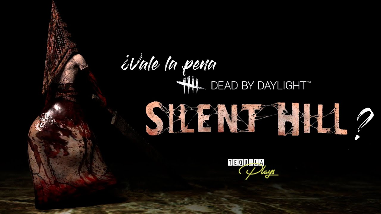 ¿Vale la pena DEAD BY DAYLIGHT/SILENT HILL?