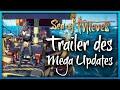 Trailer: Sea of Thieves Mega Update INHALTE 💀 Sea Of Thieves News Deutsch