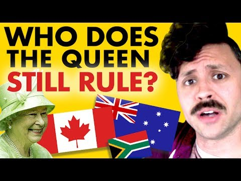 How Many Countries Does Queen Elizabeth Rule?