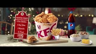 KFC FESTIVE FEAST JINGLE