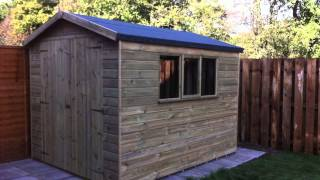 Custom Made Sheds