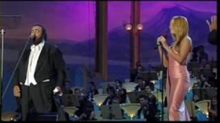 Repeat youtube video mariah carey and luciano pavarotti - hero
