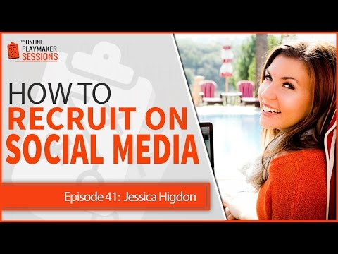 OPP 41 Jessica Higdon - How to Grow Your Network and Recruit 3 to 5 Leaders
