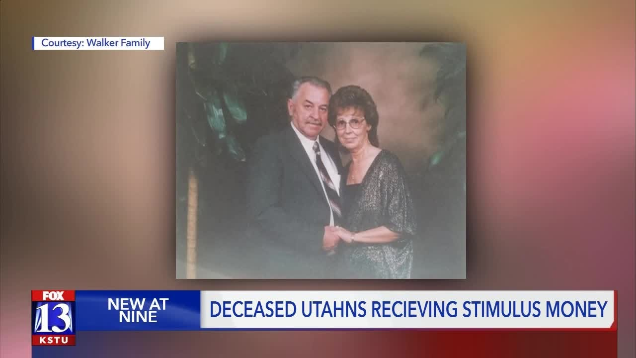 IRS says stimulus money sent to deceased loved ones must be ...