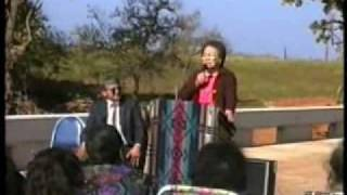 Kiowa Tribe--Sit-Ah-Pa-Tah Bridge Dedication,11-17-98.wmv