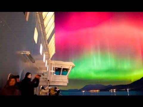 The best Northern Lights Voyage EVER with Hurtigruten in NORWAY Trip 12/15
