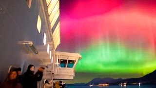 The best Northern Lights Voyage EVER with Hurtigruten in NORWAY!