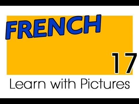 Learn French - French Color Vocabulary - YouTube