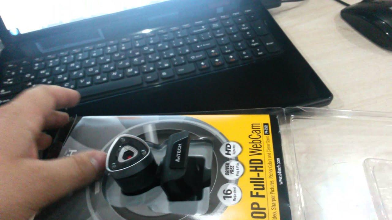 A4Tech PK-950H Webcam New