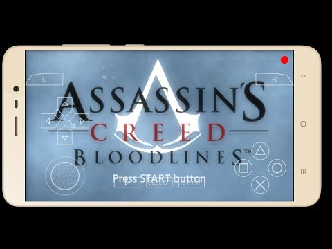 How To Download Install Assassin's Creed Bloodlines Android Ppsspp Game (Hindi/Urdu)