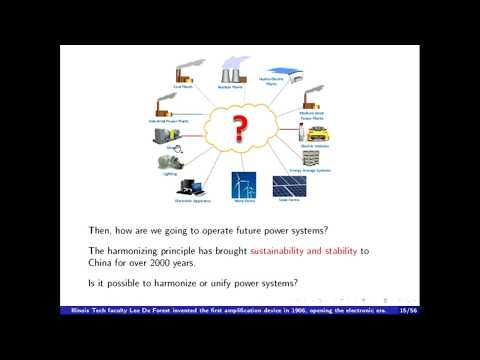 AUTONOMOUS DISTRIBUTED CONTROL OF THE NEXT-GENERATION SMART GRID