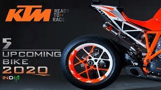 2020  KTM 5 New Upcoming Bikes in India                       #rider_VEER_JI