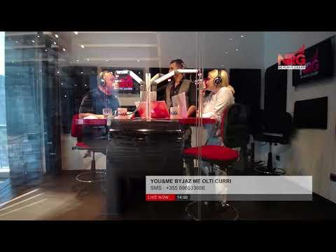 Olti CURRI në ENERGY Radio - You & Me by JAZ Full Interview