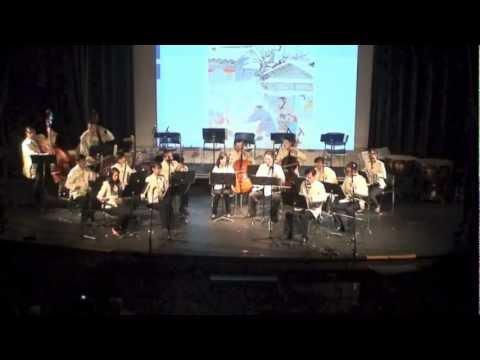 ECPA 愛城民樂團 弦樂合奏 良宵