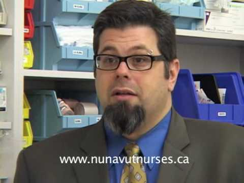 Come Join Us and Nurse in Nunavut