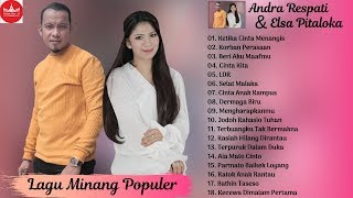 ANDRA RESPATI feat ELSA PITALOKA FULL ALBUM TERBAIK ~ Lagu Minang Terbaru & Paling Terpopuler