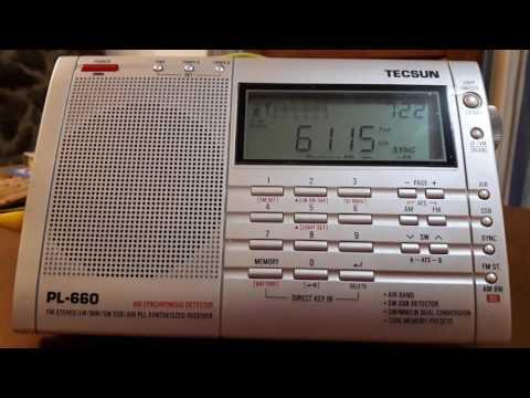 JOZ6 Radio Nikkei 2 (Chiba-Nagara, Japan) - 6115 kHz