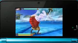 One Piece Unlimited Cruise SP 3DS Trailer