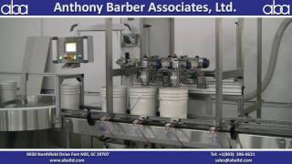 ABA-M400 - Top & Bottom Fill, Net Weight C1D1