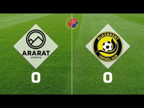Ararat-Armenia - Alashkert 0:0, Armenian Premier League 2019/20, Week 26