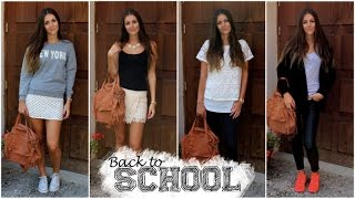 BACK TO SCHOOL : Lookbook │PerfectHonesty Thumbnail