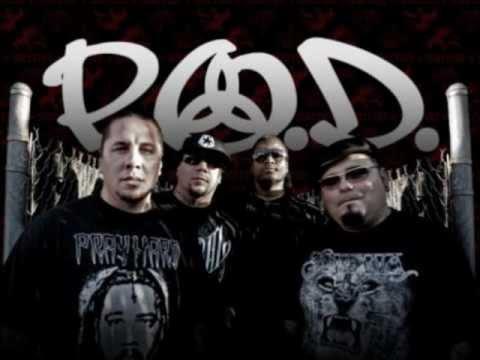 P.O.D. - On Fire (New Single) +LYRICS 2011