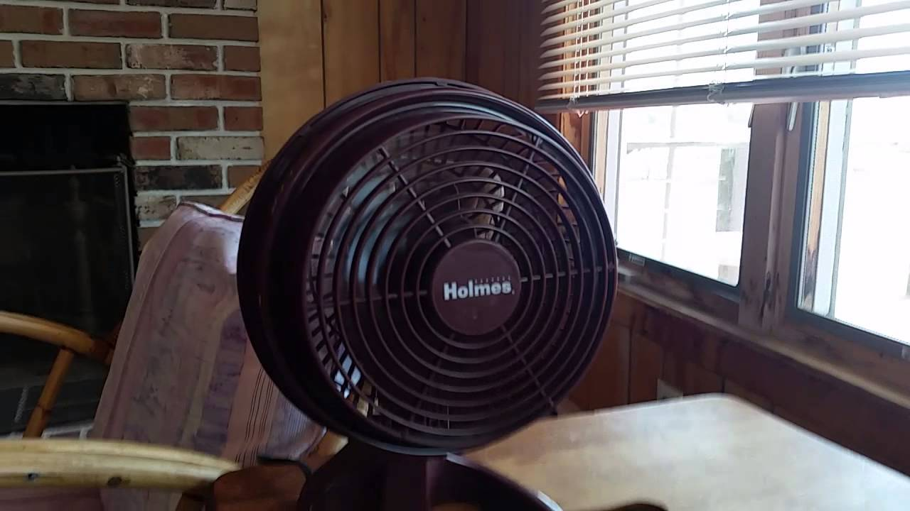 Perfect Holmes HAOF 68 Oscillating Table Fan
