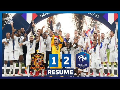 Spain France Goals And Highlights