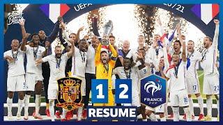 Испания  1-2  Франция видео