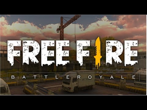 Free Fire Battlegrounds Testando O Game