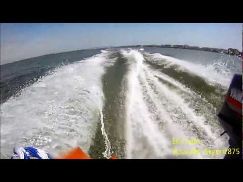 GoPro: OCNJ Bay Boating in chop